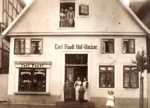 Bäckerei der Familie Faudt